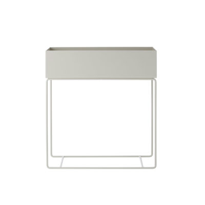 PLANT BOX, Light Grey