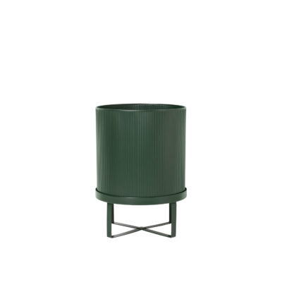 BAU Pot Large, Dark Green