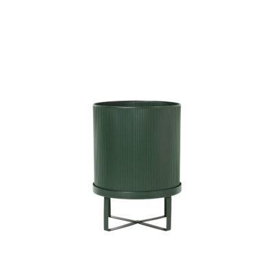 BAU Pot Large, Dark Green