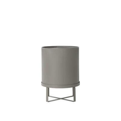 BAU Pot Large, Warm Grey
