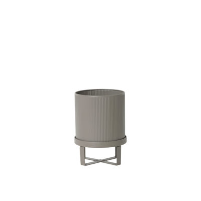 BAU Pot Small, Warm Grey