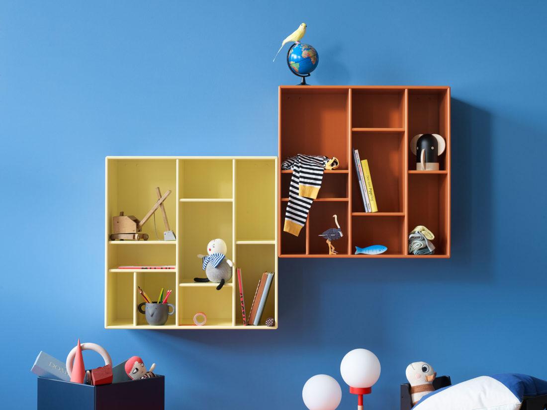 COMPILE Shelf1613, Wall