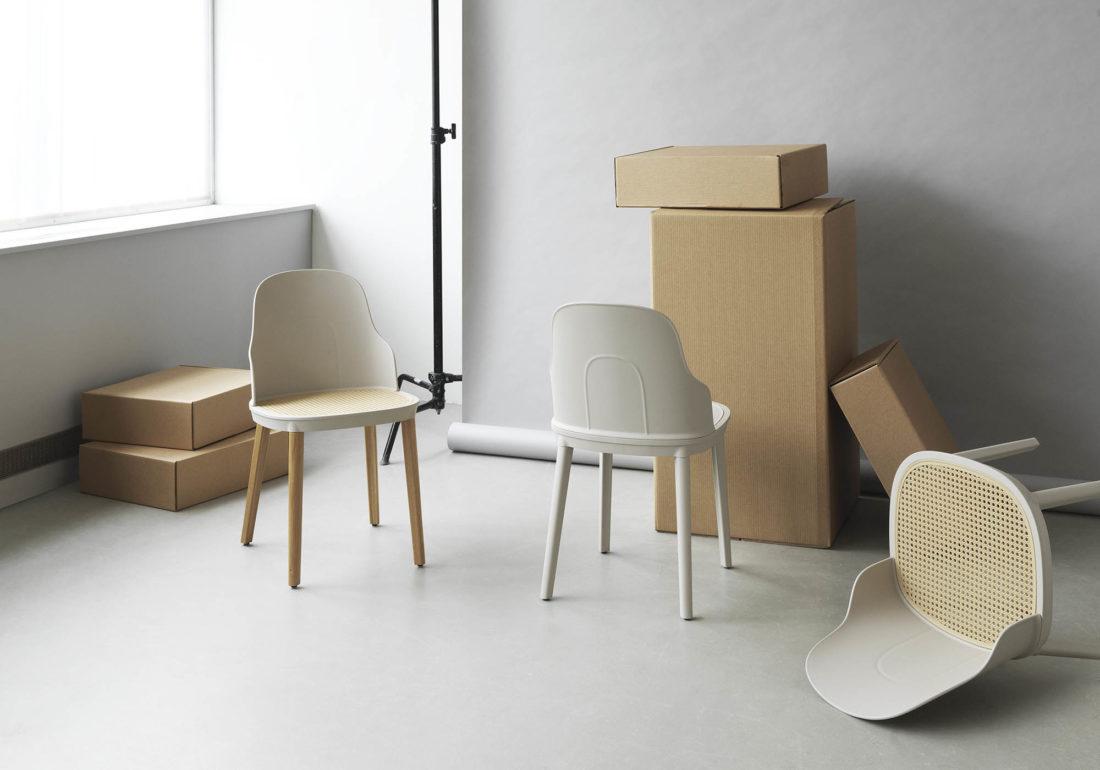 ALLEZ Chair Molded Wicker / PP