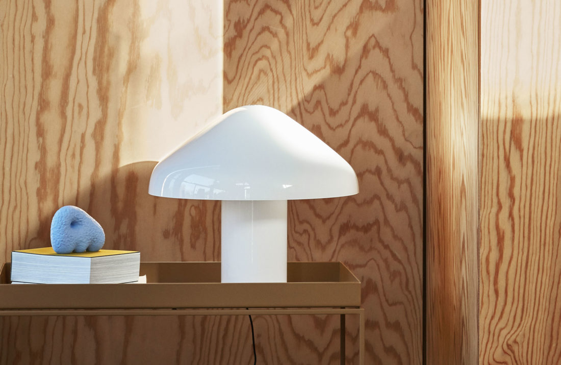 PAO Glass Table Lamp