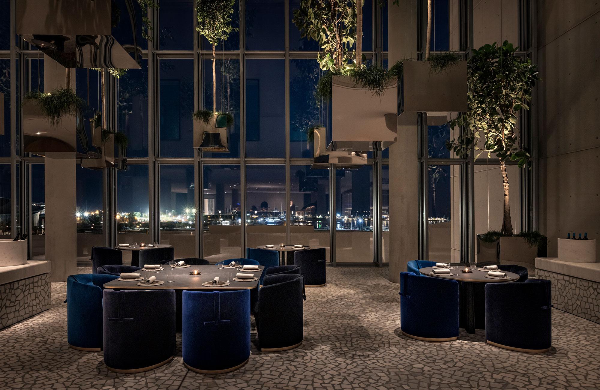 Delta Restaurant SNFCC, Athens