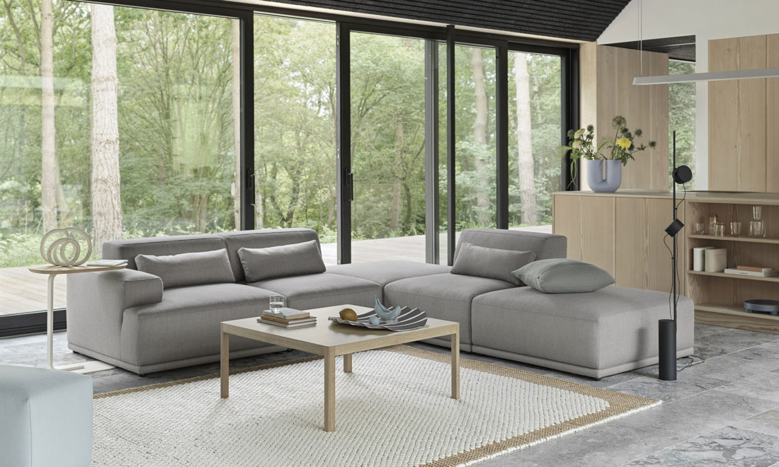 CONNECT Soft, 2-Seater Config. 2 / Re-wool 128